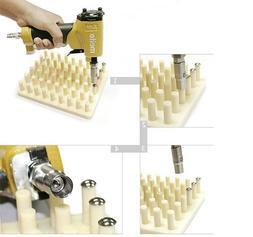 IntBuying Pneumatic Nail Gun for Furniture&Luggage etc.14mm