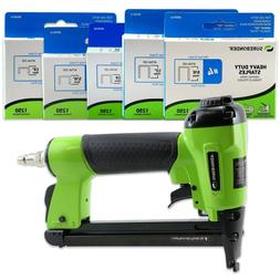 Surebonder Pneumatic-7 Piece-Heavy Duty Staple Gun Air Tool