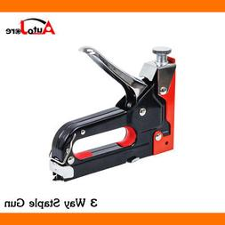 Power Tool 3in1 Heavy Duty Staple Nail Gun upholstery staple