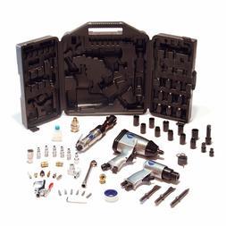 PrimeFit 50-Piece Air Compressor Performance Tool Kit