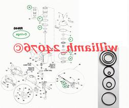 O-ring Kit  For Bostitch Roofing Nailer RN46 RN46-1 Parts Re