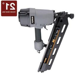 NuMax SFR2190 21 Degree Framing Nailer Ergonomic & Lightweig