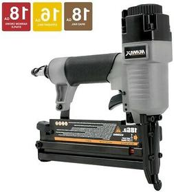 NuMax SL31 Pneumatic 18 and 16-Gauge 3-in-1 Nailer and Stapl