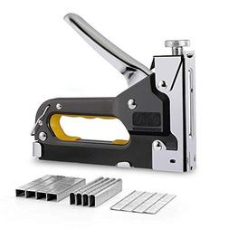 Slap Tacker Stapler Staple Gun with Staples, 3 in 1 Heavy Du