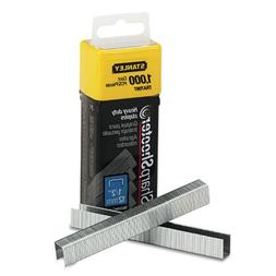 Stanley TRA708T Sharpshooter Heavy-Duty Tacker Staples, 1/2""
