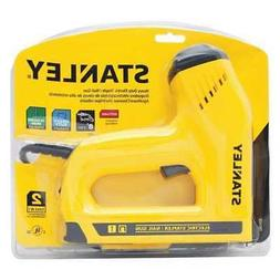 "STANLEY TRE550Z Staple Gun,Electric,7-1/2""L,1/2"" Crown W"