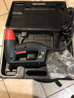 Staple Gun Electric Stapler Heavy Duty Corded Upholstery Pro