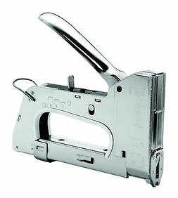 Rapid Staple Gun for Cable Jobs, All-Steel Body, Pro, R28, 2