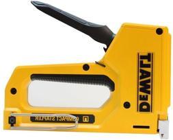 DEWALT Staple Gun Heavy Duty Compact Hand Stapler Tool Home
