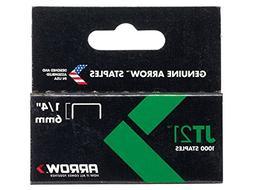 Arrow - JT21 T27 Staples 6mm  Box 1000 - ARRJT2114S