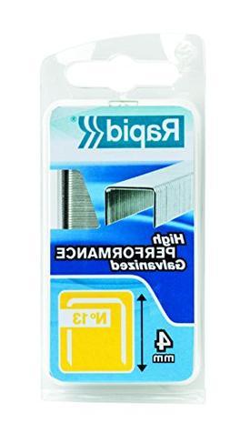 Rapid High Performance Staples, No.13, Leg Length 4 mm, 4010