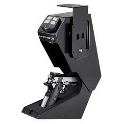BARSKA Steel Biometric Pistol Box Quick Access Handgun Safe