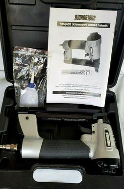 Surebonder Narrow Crown Pneumatic Stapler Model No 9600A New