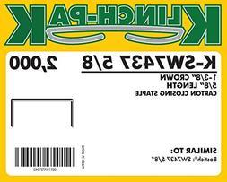 SW7437 Carton Closing Staple  - AXXIS-K-SW7437-5/8