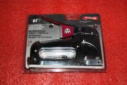 T18 T-18 STAPLE GUN FOR SOLID GROUND WIRE CABLE USES ALL STE