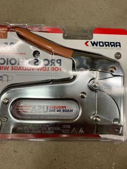 t25 low voltage wire staple gun fits