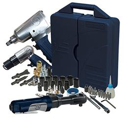 Campbell Hausfeld TL1069 62-Piece Air Tool Kit