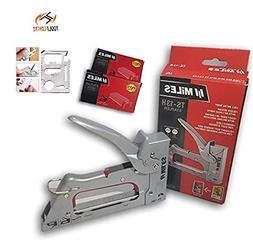 Tools Centre Kangaro Miles All Metal Body TS-13H Gun Tacker,