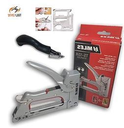 Tools Centre TS-13H Kangaro Miles All Metal Body Gun Tacker,