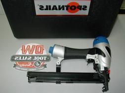 Spotnails TS6825V Vinyl Siding Stapler w/Case Staple Gun w A