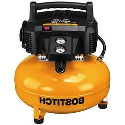 BOSTITCH U/BTFP02012 6 gallon Pancake Compresso