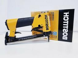 UPHOLSTERY AIR STAPLER, BOSTITCH 21671B STAPLEGUN, INDUSTRIA