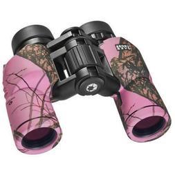 Barska 8X30 Waterproof Crossover Binoculars in Mossy Oak Win